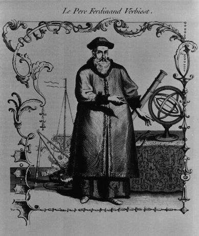 LePere Ferdinand Verbiest