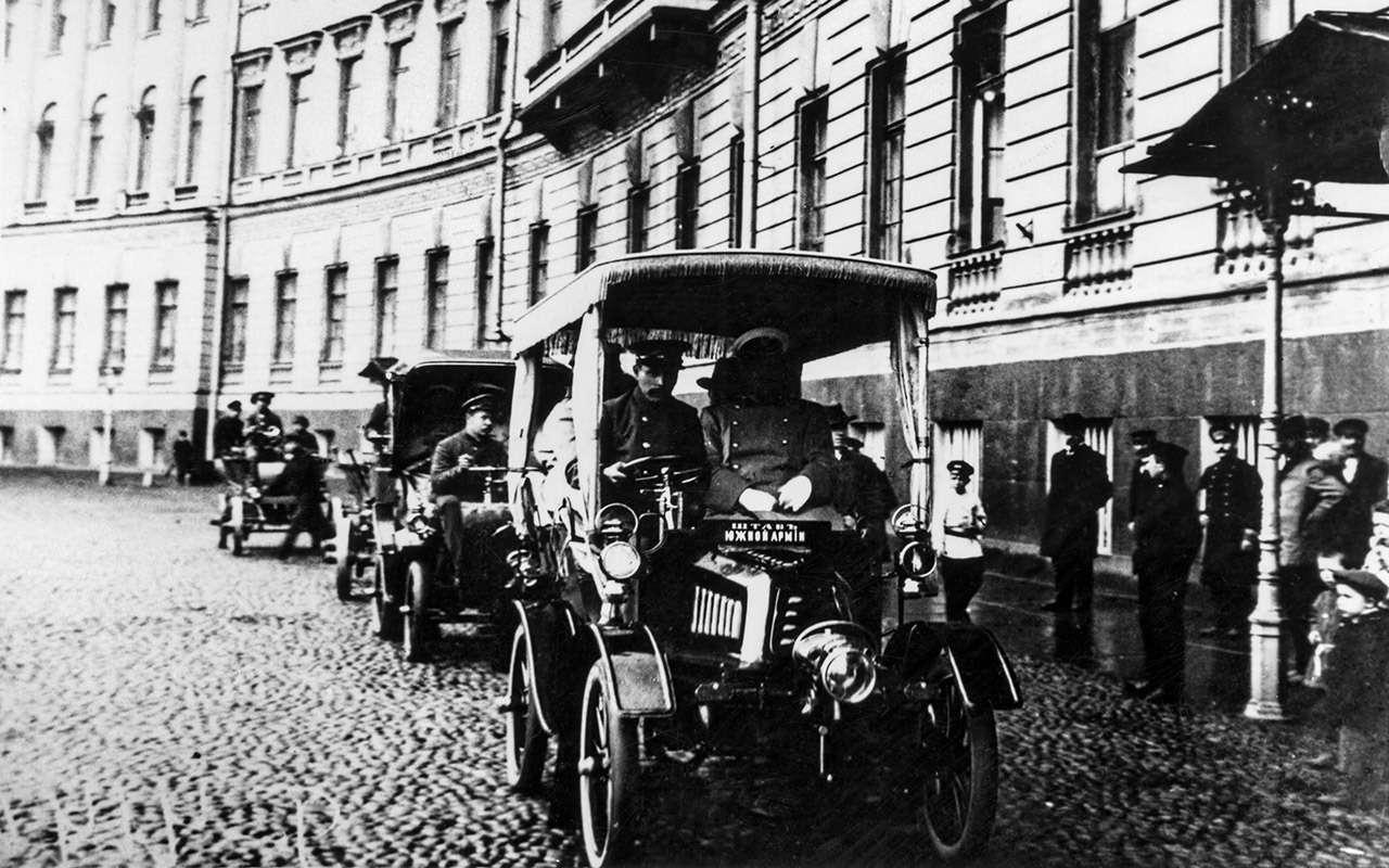 Колеса Российской империи: наш автопром дореволюции— фото 806637