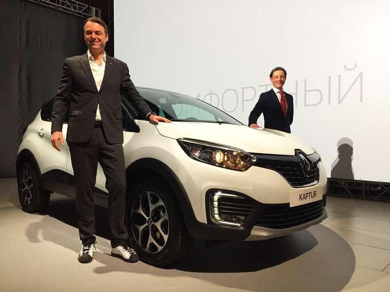 Renault Kaptur: кризису назло