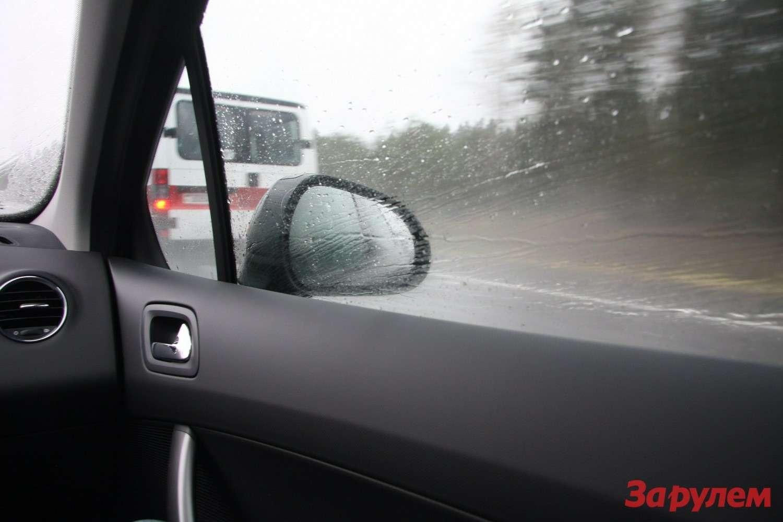 Зеркало Peugeot 3008