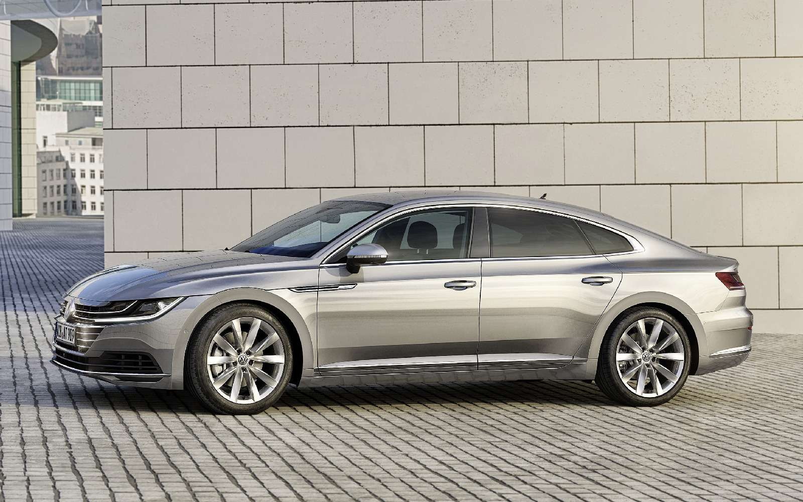 Volkswagen Arteon: это вам не Це-Це!— фото 717151