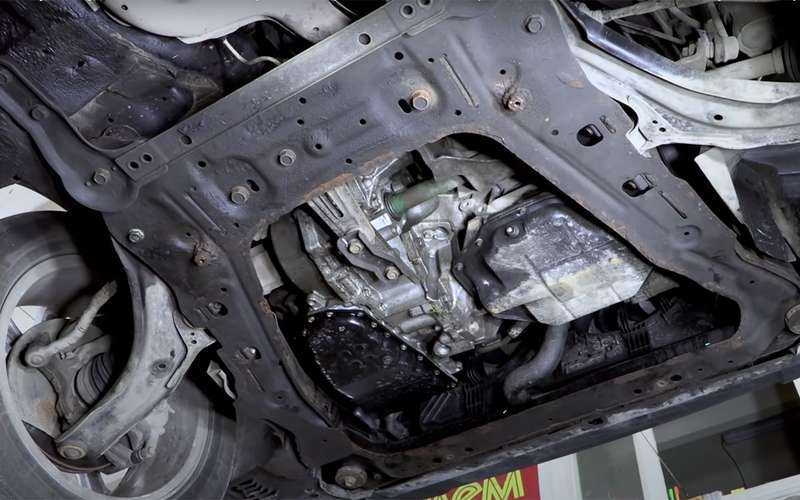 Nissan X-Trail навторичке: список проблем (длинный)