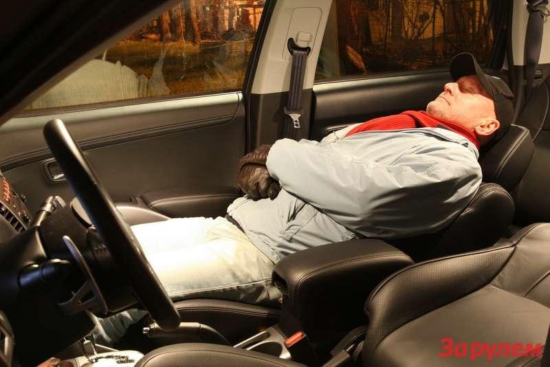 всегда человек спит в машине фото вырастить