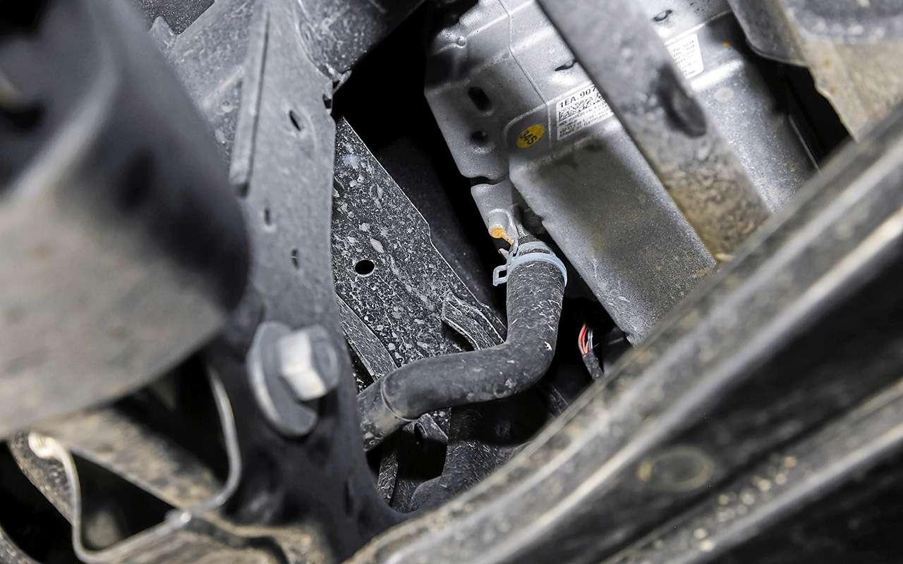 Как мы «убивали» батарею нового Фольксвагена - фото 1260375