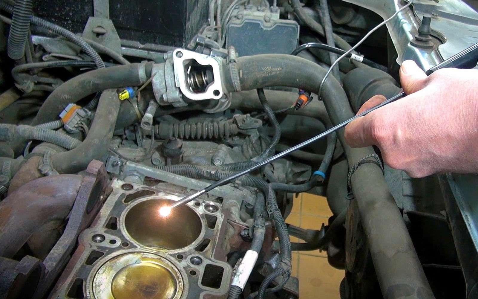 Вазовский мотор сдох наполном ходу— ЗРнашел причину— фото 958640