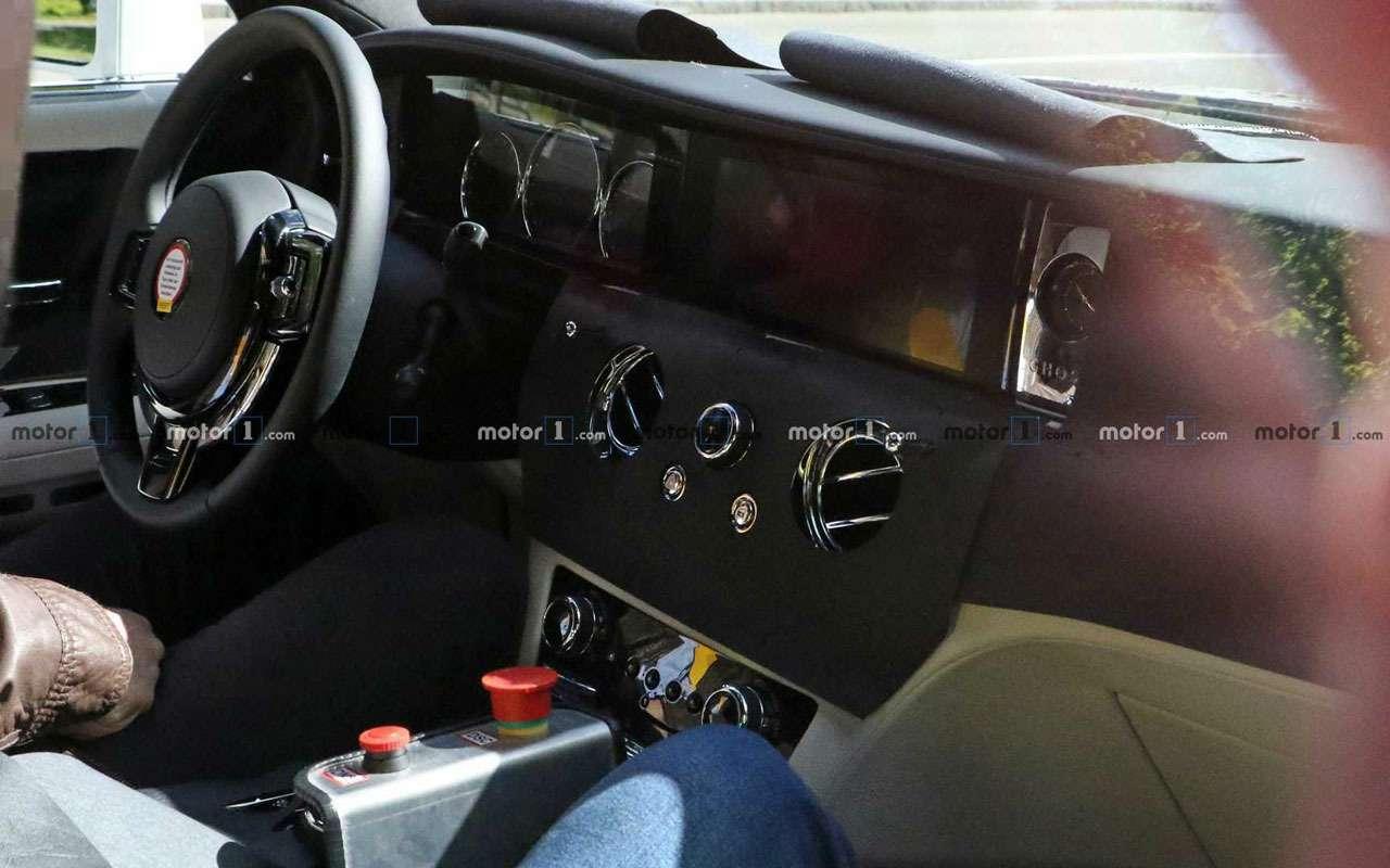 Новый Rolls-Royce подрукой дизайнера Skoda. Что теперь будет?— фото 979822