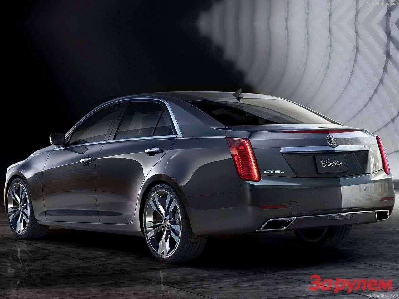 Cadillac CTS 2014 1280x960 wallpaper 05