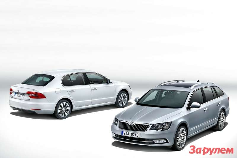 Skoda Superb 2014 1600x1200 wallpaper 04