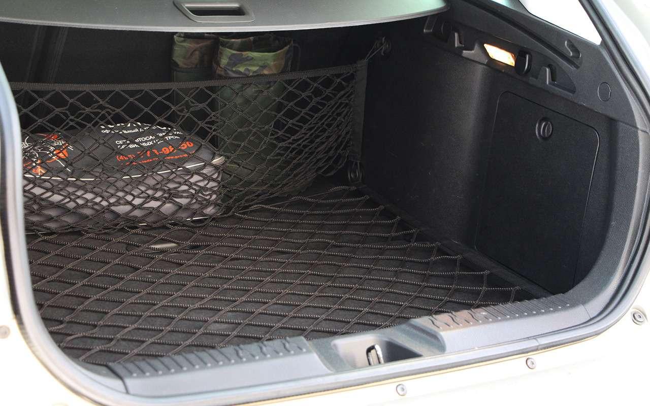 Lada Vesta SWизпарка ЗР: «сарай» судобствами— фото 847568