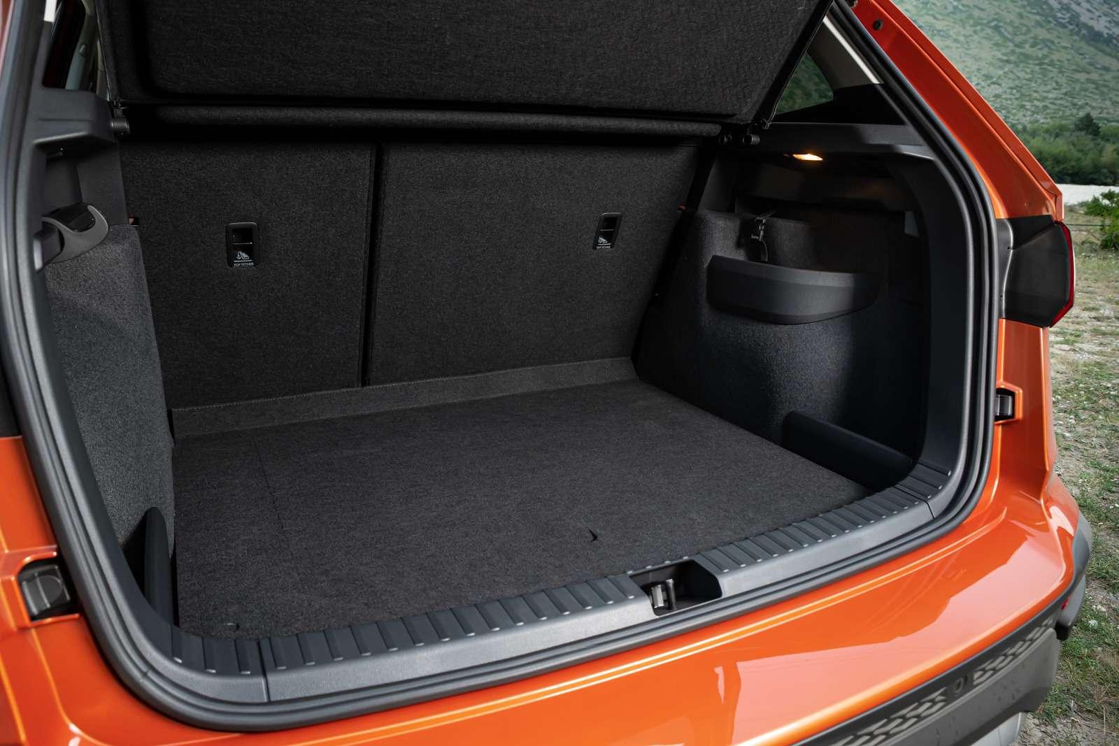 Первый тест самого дешевого кроссовера Volkswagen - фото 1265389