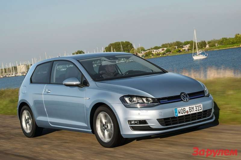 Volkswagen Golf TDI BlueMotion 2014 1600x1200 wallpaper 04