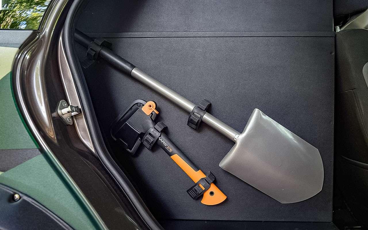 Заголавлем ищукой: рыболовный Datsun mi-DO глазами спиннингиста— фото 894063