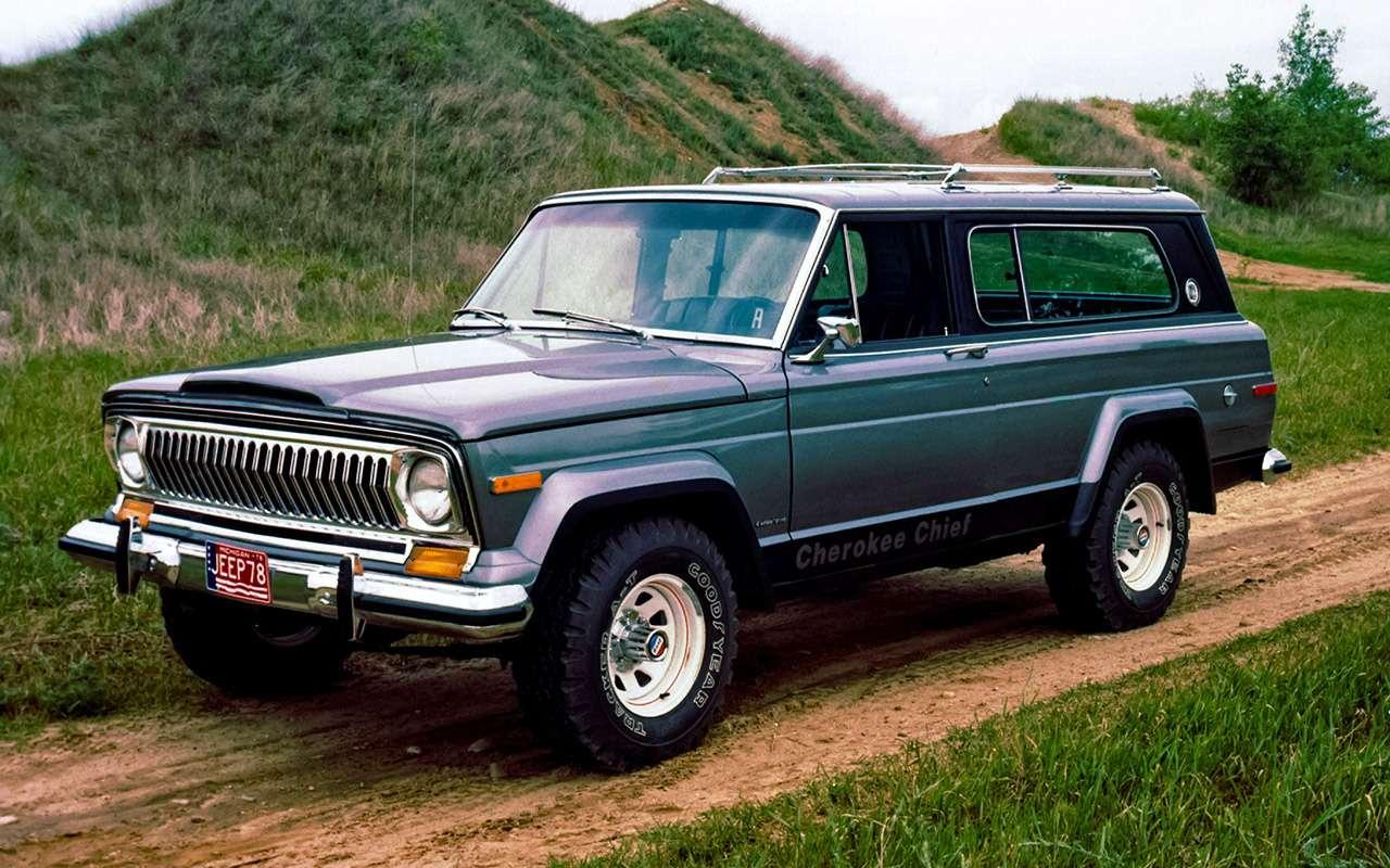 Jeep Cherokee после рестайлинга: все изменения— фото 983525
