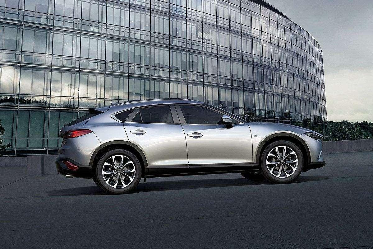 Даримператору: Mazda CX-4 предпочла Китай Западу— фото 579972