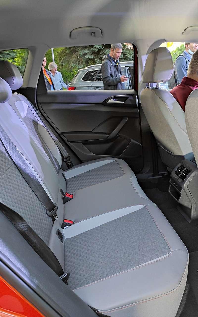 Новый кроссовер VW Taos: крутая мультимедиа и выносливый робот