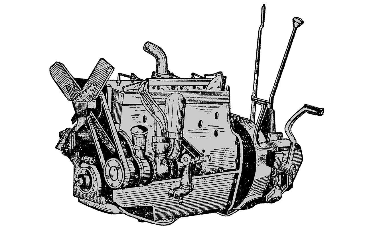 Советская «трехтонка»: заглянули вееродословную— фото 1283976