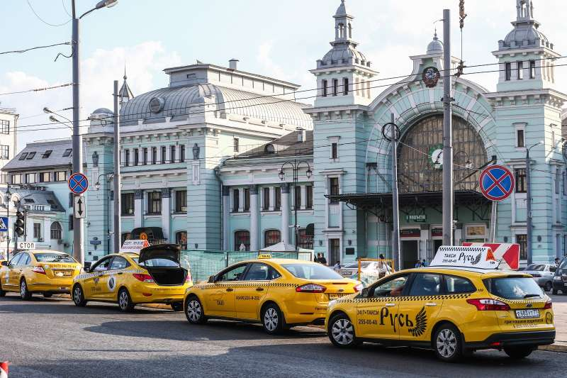 Дляслужб вызова такси введут ответственность