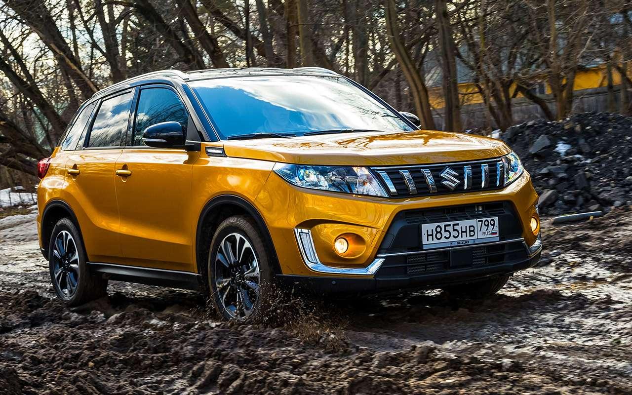 Обновленная Suzuki Vitara: все ееизменения— фото 968518