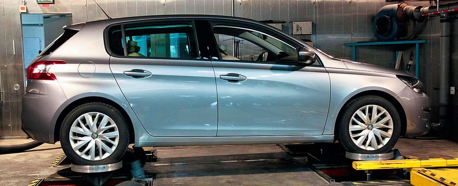 Ресурсные испытания Peugeot 308: чтобы выжить вРоссии— фото 580374