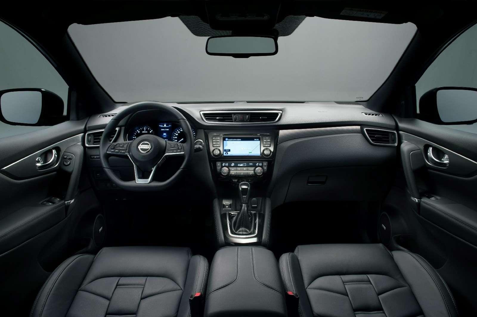 Обновленный Nissan Qashqai: европейский бестселлер самериканским лицом— фото 717717