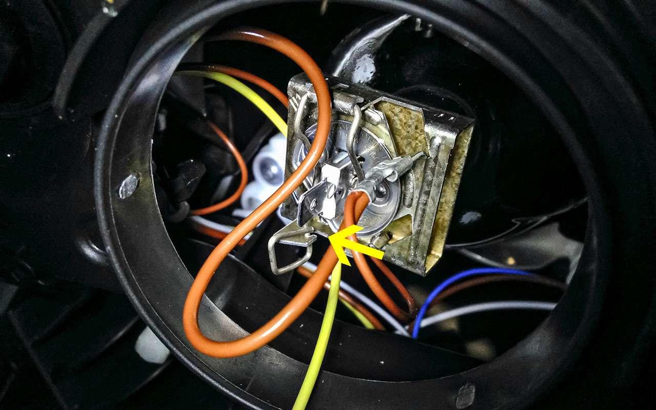 Renault Kaptur— тест-ремонт ЗР— фото 784391