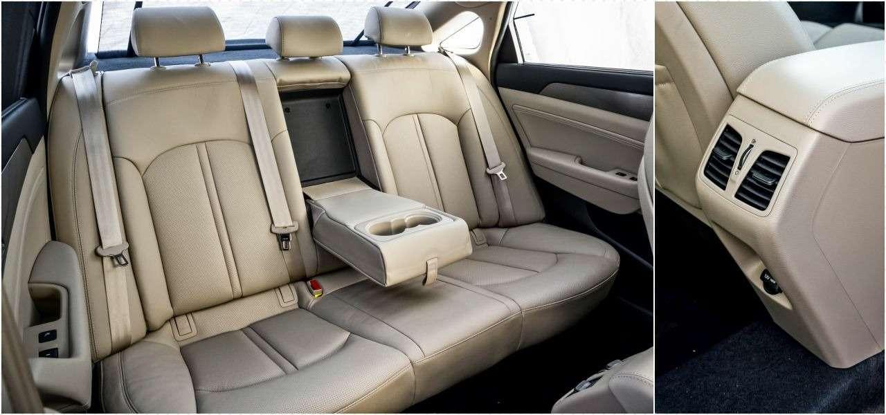 Hyundai Sonata против конкурентов— большой тест ЗР— фото 835189