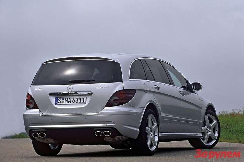 Mercedes Benz R63AMG 2007 1600x1200 wallpaper 27