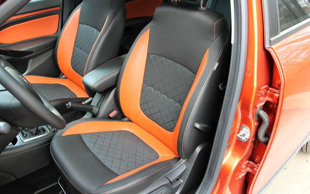 Lada Vesta SWCross: основные плюсы «Кросса»— фото 869357
