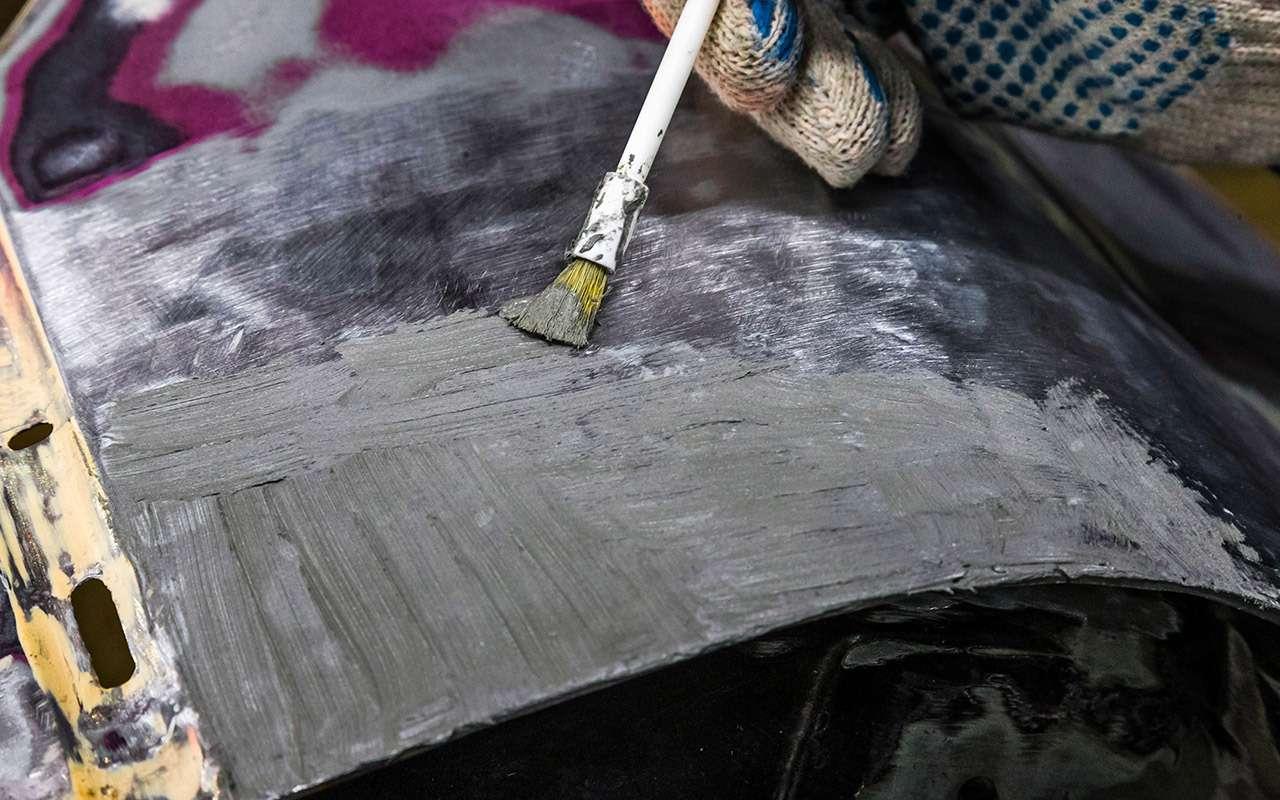 Каксэкономить накузовном ремонте— полузабытый способ— фото 964533