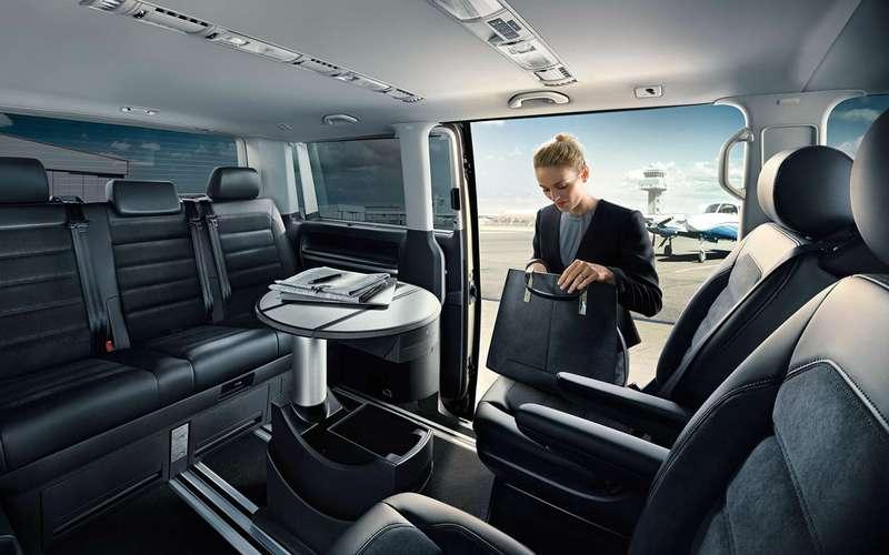 Volkswagen отзывает протекающие Мультивэны
