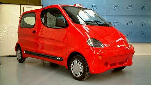 Pivo, Mini XXL, Maybach-рикша иеще 7удивительных концепткаров— фото 1120539