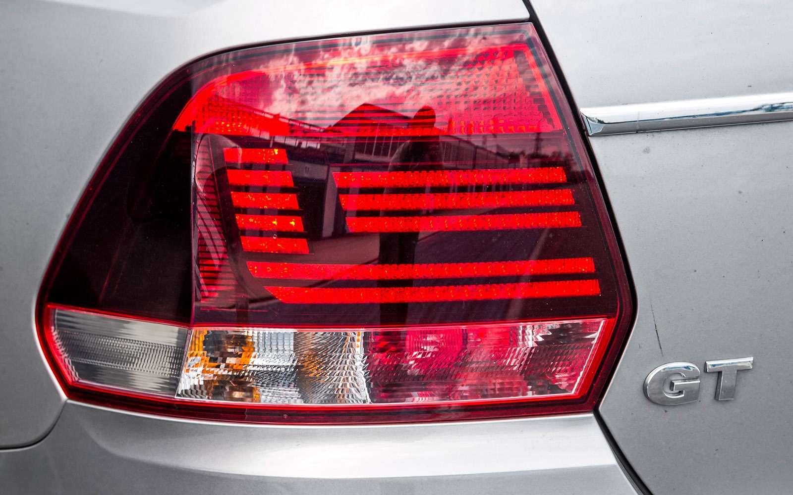 VWPolo GTпротив конкурентов: тест на«Смоленском кольце»— фото 644250