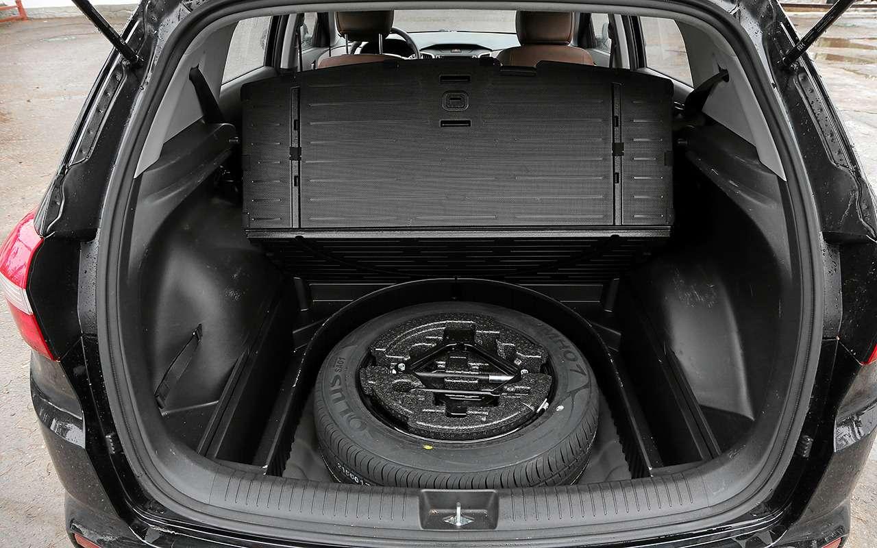 Hyundai Creta насемейном тест-драйве: подходит всем (носмаленькими оговорками)— фото 1244866