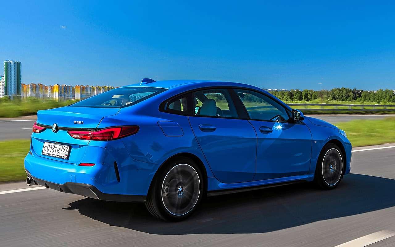 Тест самого доступного BMW— фото 1156087
