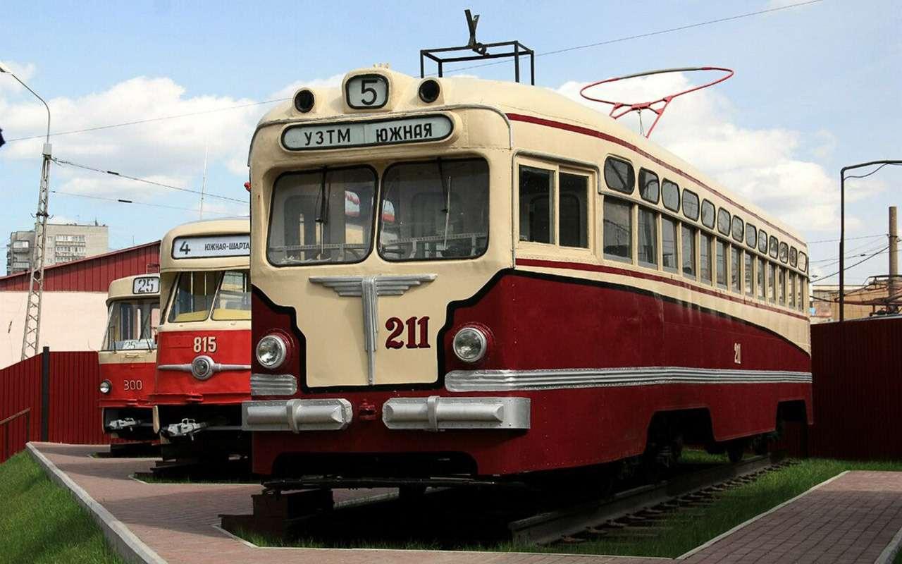 Советский гибридный автобус: заглянули вего родословную— фото 1232025