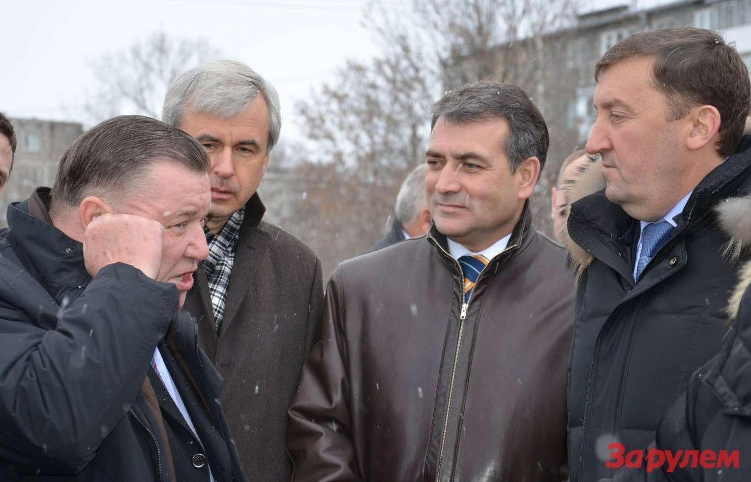 Дорстрой: траасса Москва-Крым