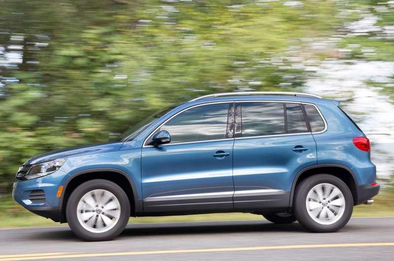 Росстандарт проверит данные обракованных автомобилях VW Tiguan назаводе вКалуге