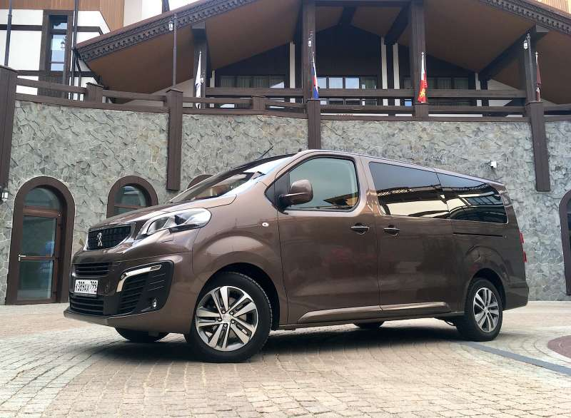 peugeot traveller vip business: realized seven? – Автоновини з