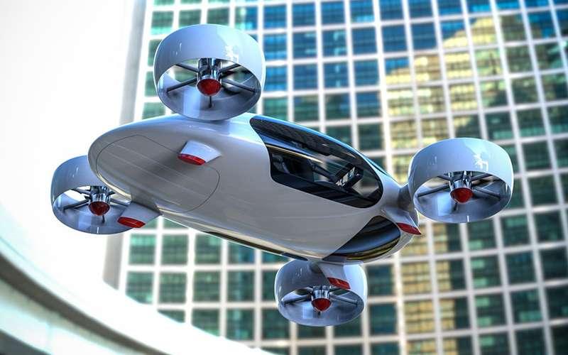В 2020 году в России появится беспилотное летающее такси