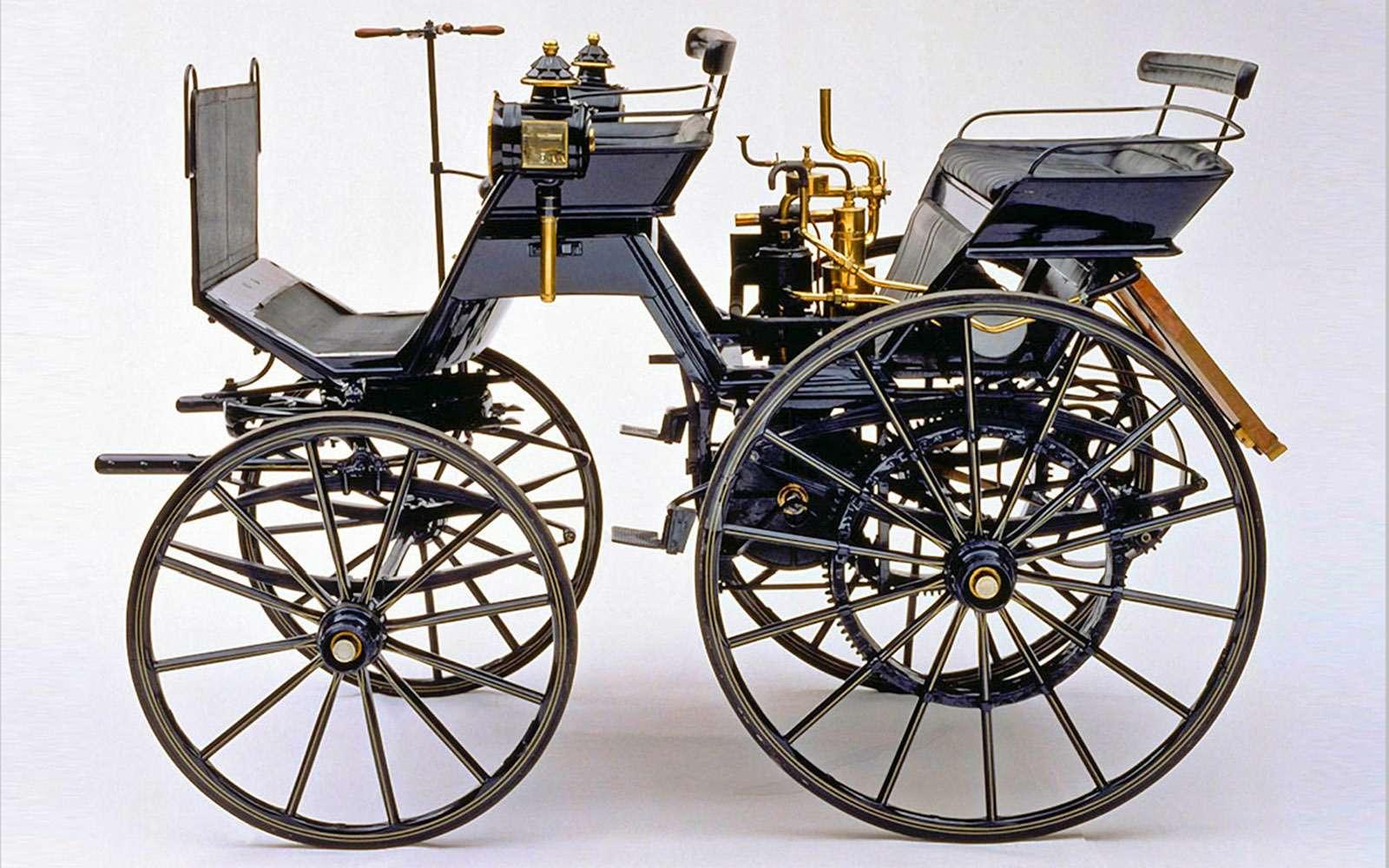 Вспоминаем первые автомобили: прелюдия длятелеги смотором— фото 694123