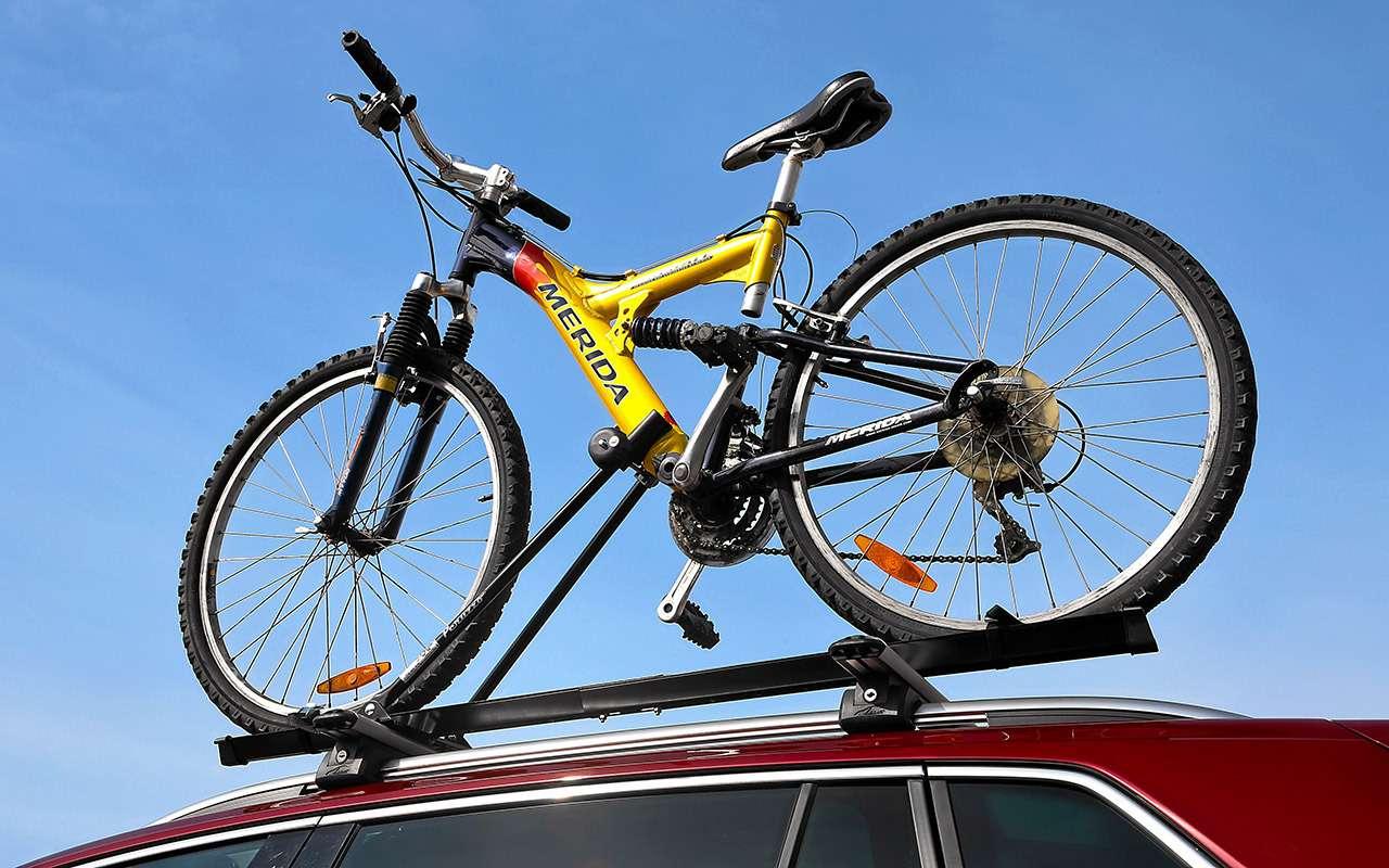 Какой велобагажник лучше?— фото 867877