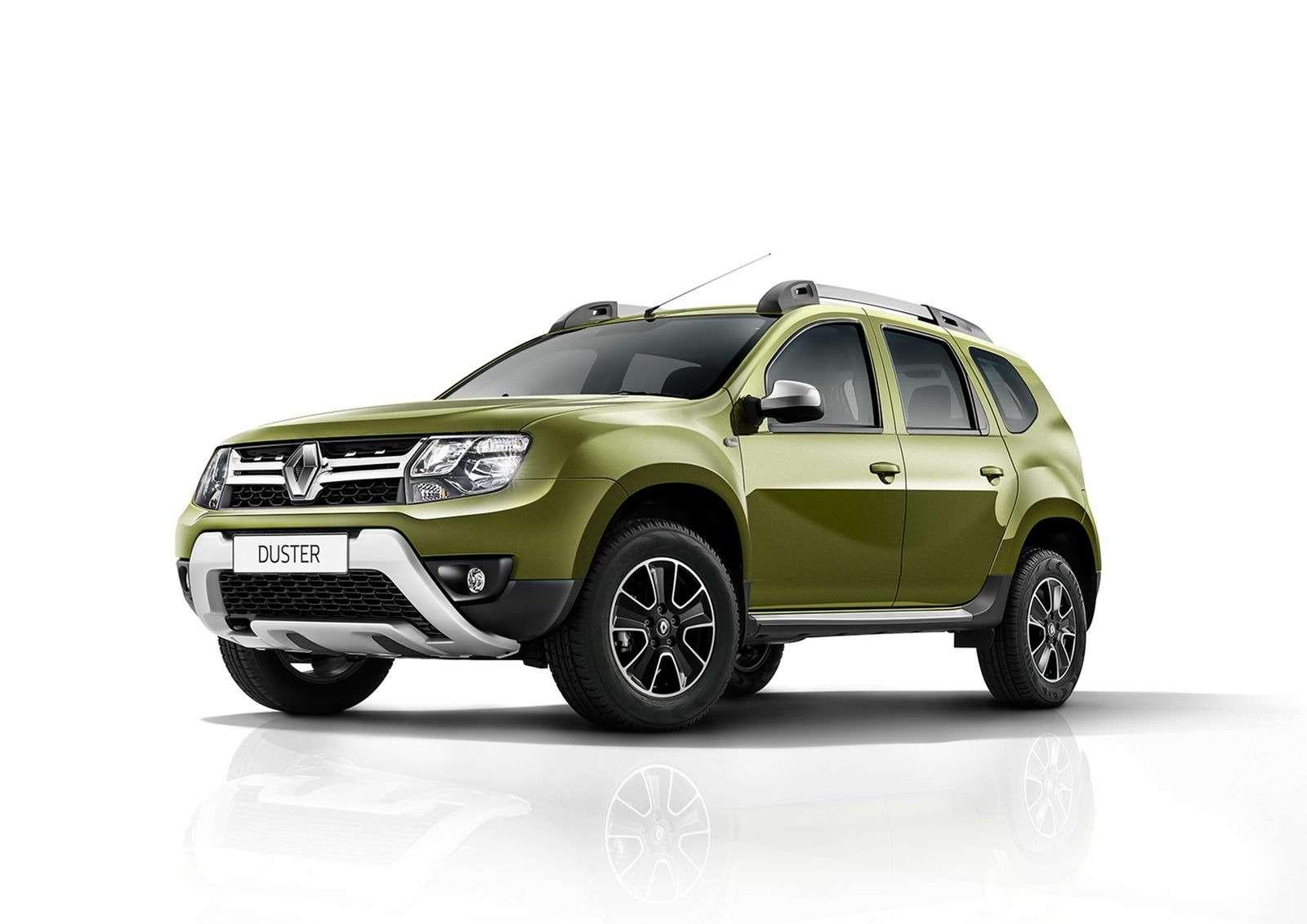 Renault начала выпуск обновленного Duster вРоссии— фото 378591