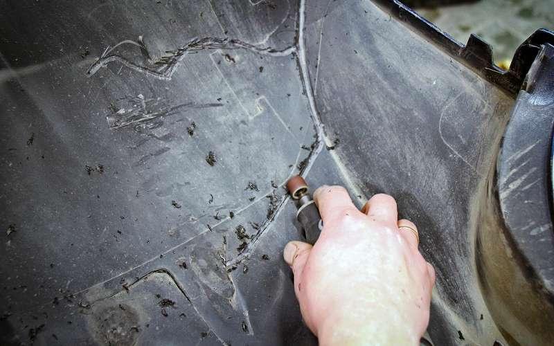 Локальный кузовной ремонт