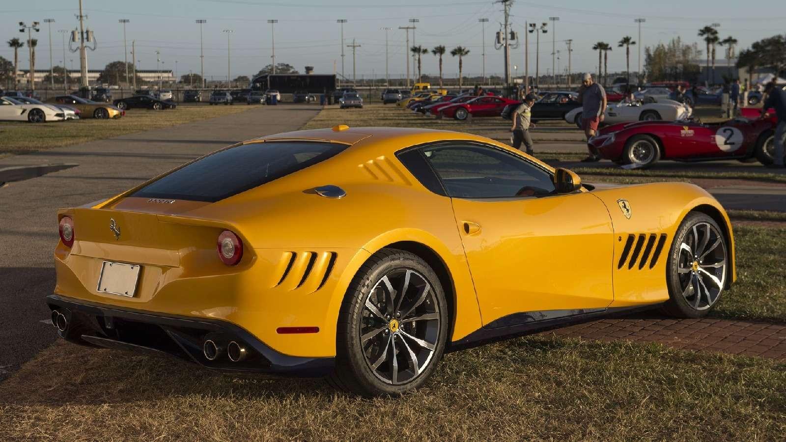 Ferrari SP275RW Competizione— индпошив без лишних понтов— фото 673977