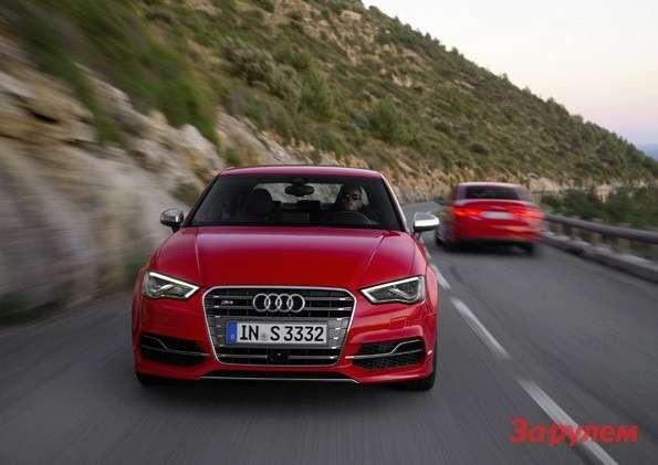 Audi S3Limousine