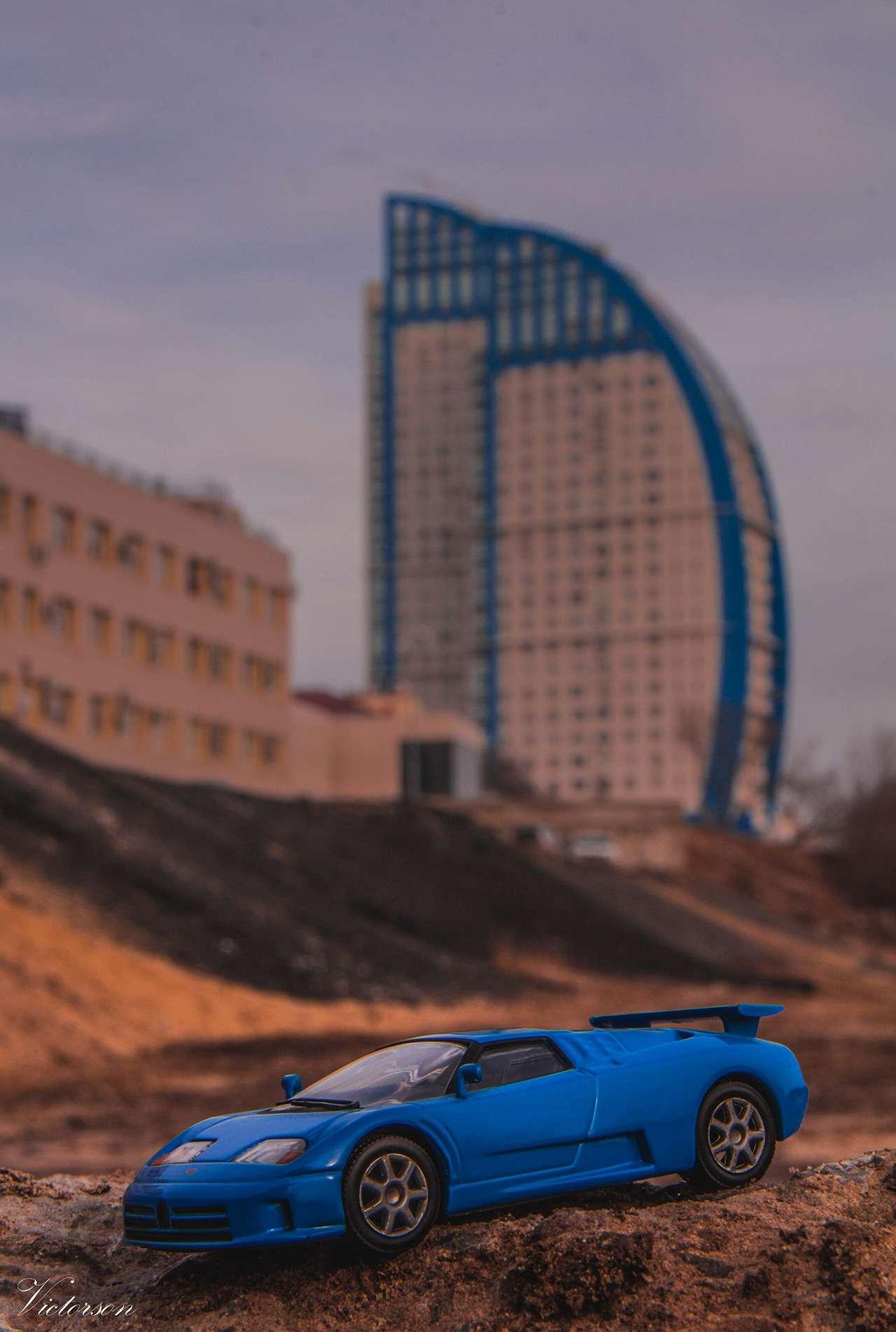 Город наладони: путешествие наминиатюрных автомобилях— фото 830399