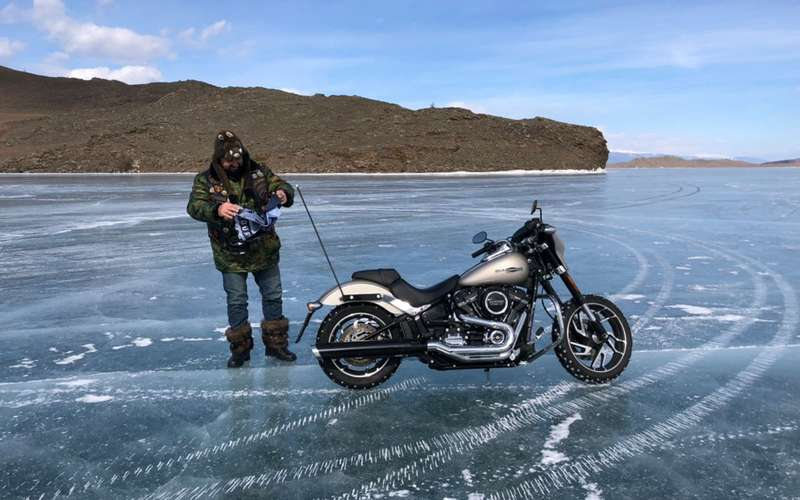 11мест Земли, куда (якобы) недоехать намотоцикле