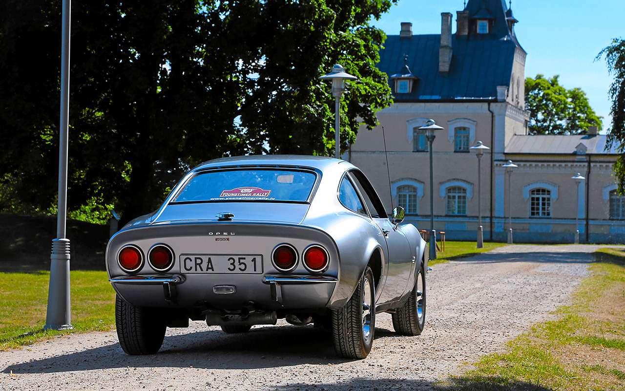 Когда-то Opel делал задорные машины...— тест 50лет спустя— фото 1059012