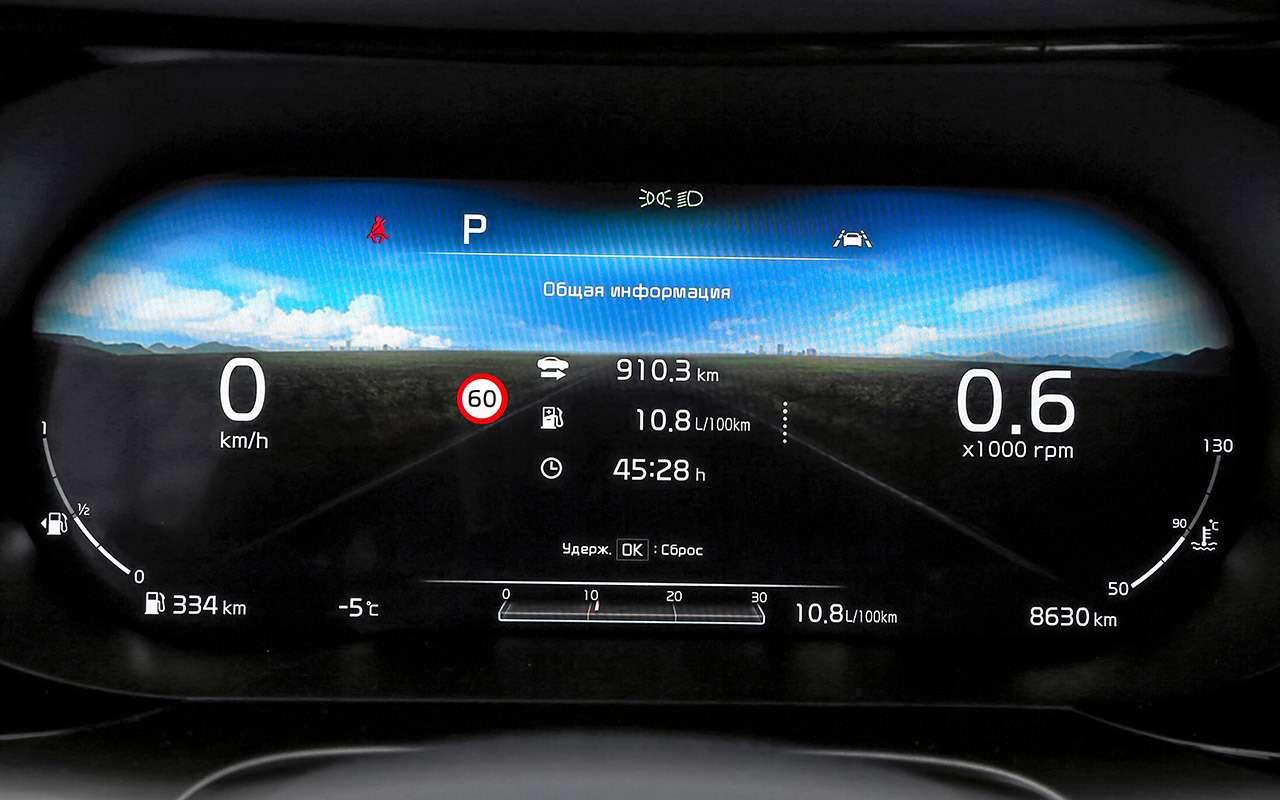 Skoda Octavia, Kia K5, Mazda 6— большой тест— фото 1221391
