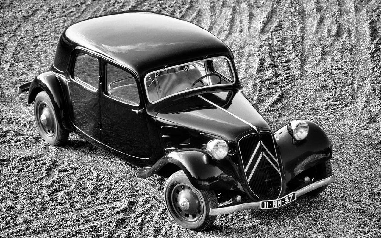 Самый массовый автомобиль Франции— ретротест местной Лады— фото 994516